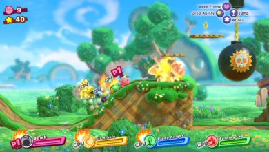 Photo of «Обзор Kirby Star Allies