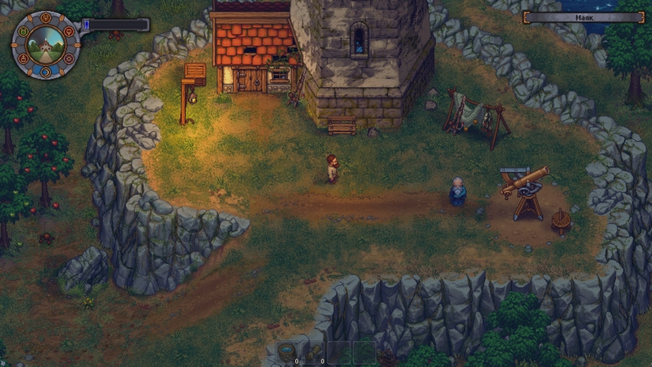 """Библиотека Steam: Graveyard Keeper"