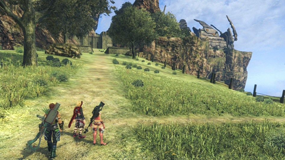 """JRPG Done Right! Xenoblade Chronicles: Definitive Edition"