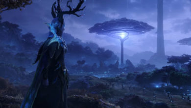 Photo of Релизный кинематографический трейлер дополнения Shadowlands для World of Warcraft